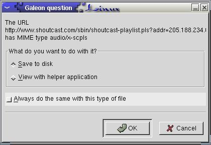 Saving playlist in XMMS
